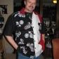 Keith rockin' his Easy Rider shirt!